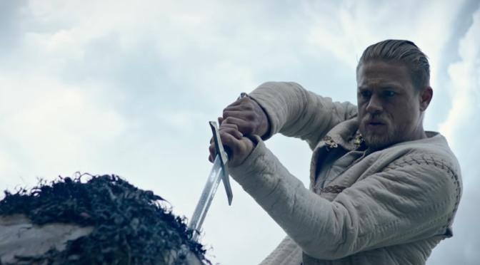 Trailer for King Arthur: Legend of the Sword