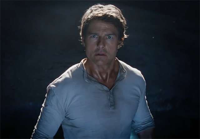 International Trailer for The Mummy