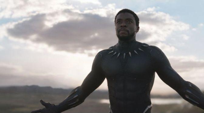 Trailer for Marvel's Black Panther