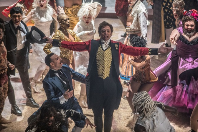 Trailer for The Greatest Showman