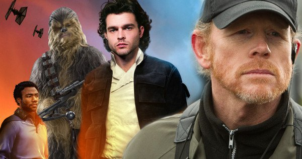 Ron Howard Takes over as Director of Han Solo Prequel