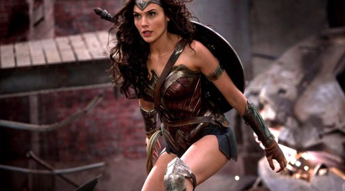 All Footage for Wonder Woman