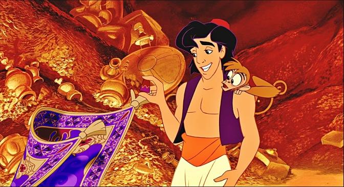 D23: Live Action Aladdin Casts Jasmine, Aladdin and Genie