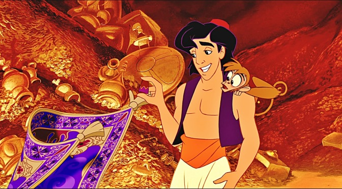 D23: Live Action Aladdin Casts Jasmine, Aladdin and Genie