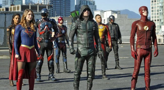 Comic Con Trailers for Inhumans, Arrow, Flash, Legends of Tomorrow, Supergirl and Gotham