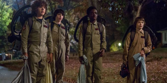 Comic Con Trailer for Netflix's Stranger Things Season 2
