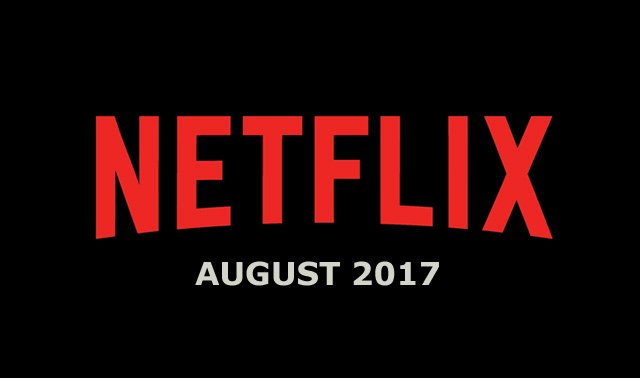 Titles Available and Leaving Netflix in August