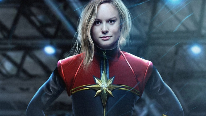 Comic Con: Captain Marvel Details and Concept Art