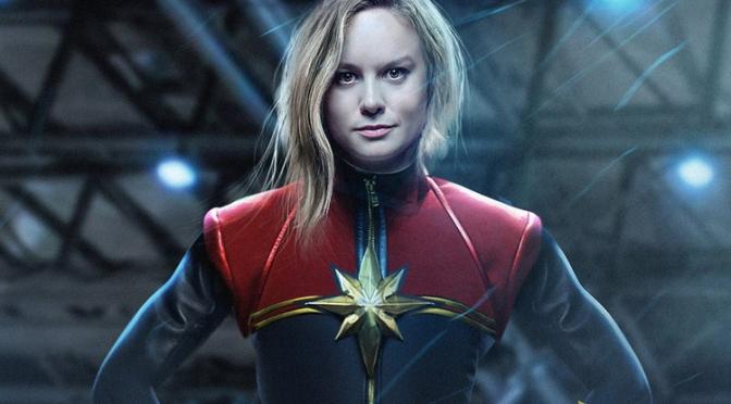 Comic Con: Captain Marvel Details and Concept Art