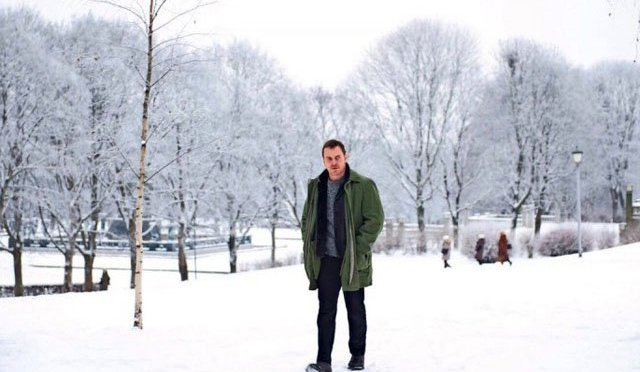 Trailer for The Snowman feat. Michael Fassbender
