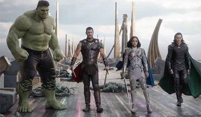 Thor: Ragnarok Comic Con Trailer