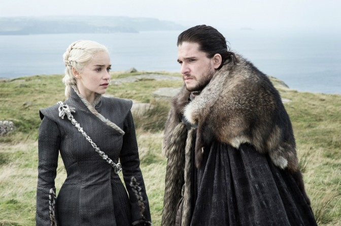 "Photos and Trailer for Game of Thrones Season 7 Episode 5 ""Eastwatch"""