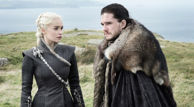 """Photos and Trailer for Game of Thrones Season 7 Episode 5 """"Eastwatch"""""""