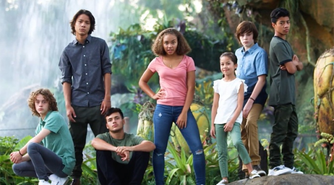 Disney Reveals Next Generation Cast for Avatar Sequels