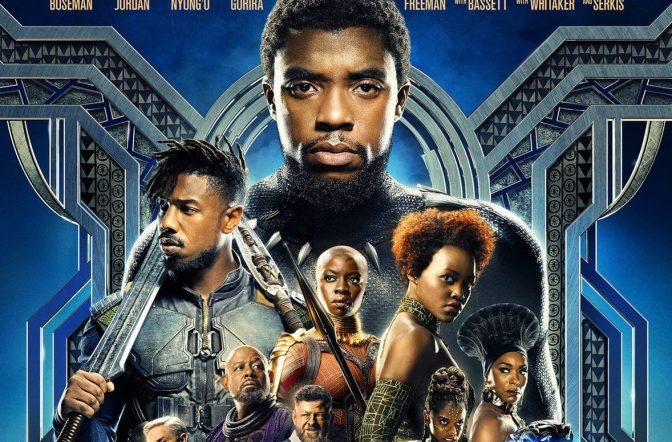 New Trailer and Poster for Marvels Black Panther