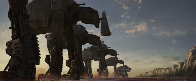 Trailer for Star Wars: The Last Jedi