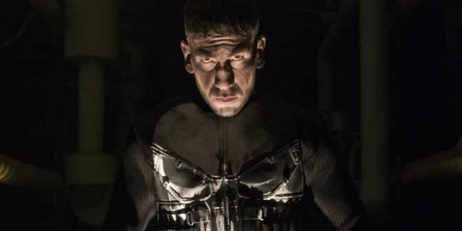 Trailer #2 for Marvel/Netflis's The Punisher