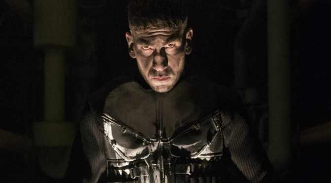 Trailer #2 for Marvel/Netflis's The Punisher