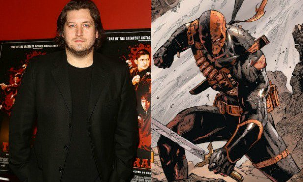 Gareth Evans in Talks to Direct Deathstroke Film