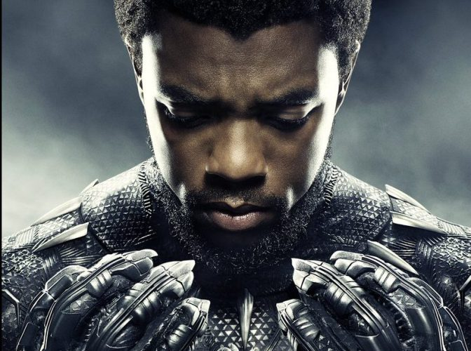 Black Panther Trailer and Character Posters