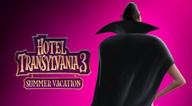 International Trailer for Hotel Transylvania 3: Summer Vacation