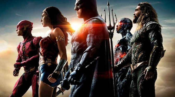 Listen to the Full Soundtrack for Justice League