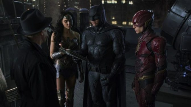 Seven New Clips from Justice League