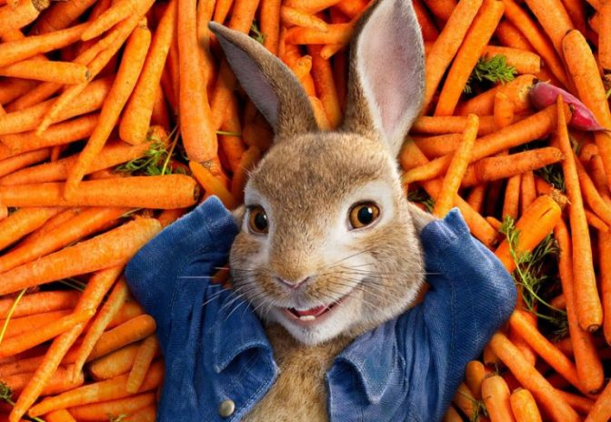 New Trailer and Poster for Peter Rabbit
