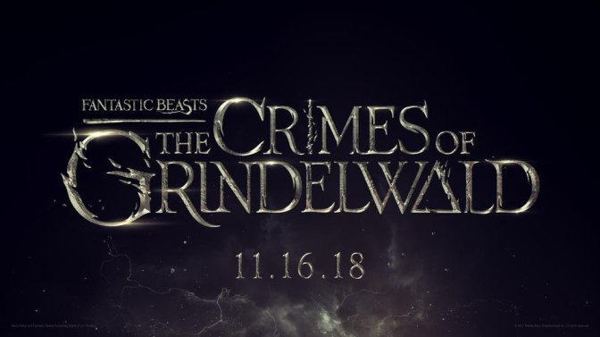 First Official Image and Title Revealed for Fantastic Beasts' Sequel