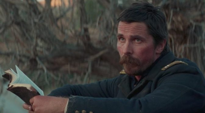 Trailer for HOSTILES feat. Christian Bale