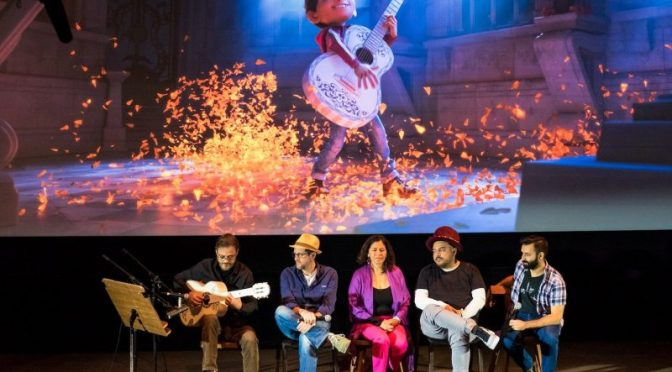 """Music of Coco"" Featurette from Disney/Pixar's Latest Film"
