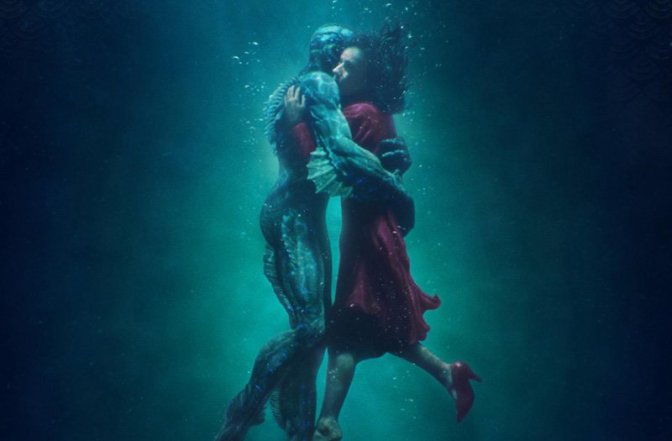 Check out the Trailer for Guillermo del Toro's THE SHAPE OF WATER