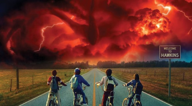 Video Showing Classic Movie Scenes Stranger Things Season 2 Pays Homage To