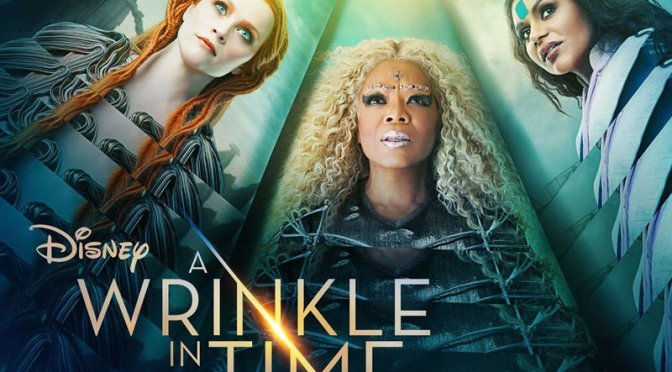 Trailer for Disney's A Wrinkle In Time