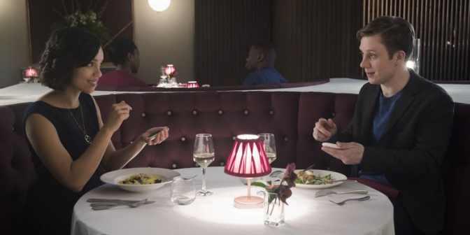 "Trailer for Black Mirror Episode ""Hang the DJ"""
