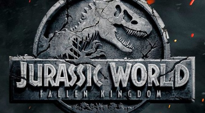Trailer for Jurassic World: Fallen Kingdom