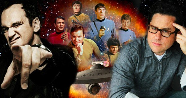 Tarantino to Direct Star Trek Movie