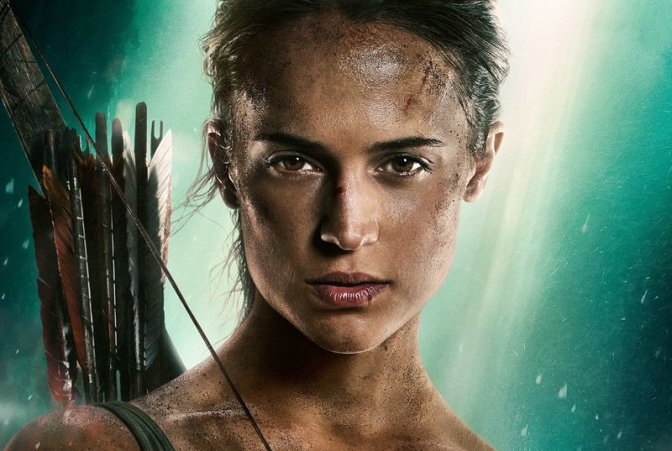Trailer for Tomb Raider