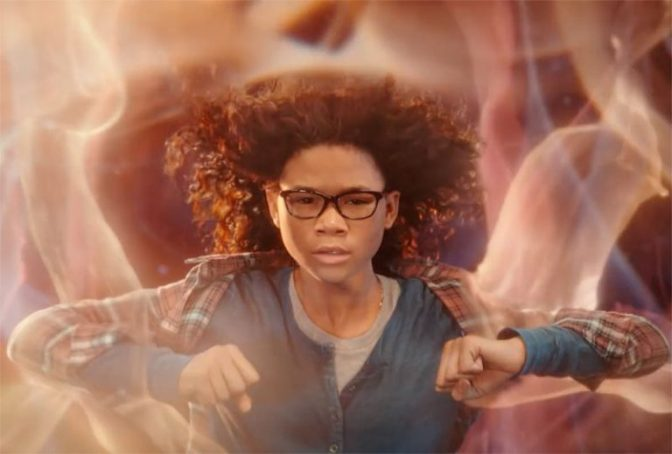 Trailer for A Wrinkle In Time