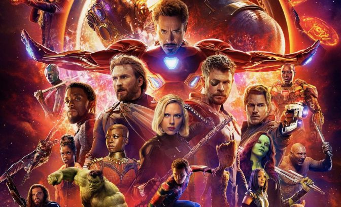 Trailer and Poster for Avengers: Infinity War