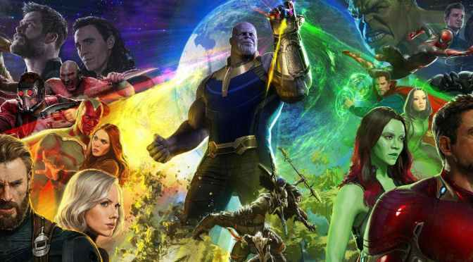 Details About Thanos in Avengers: Infinity War