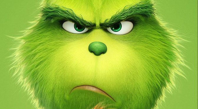 Trailer for The Grinch