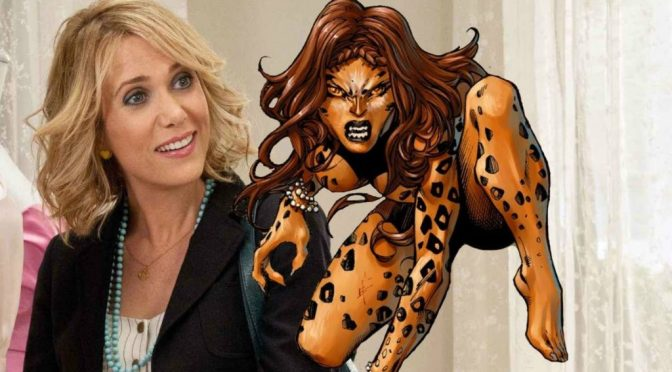 Kristen Wiig Cast as Cheetah in Wonder Woman 2