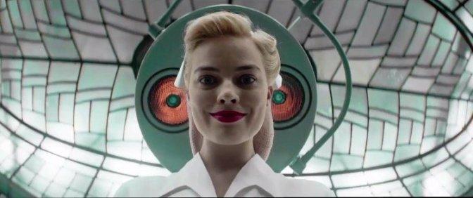 Trailer for TERMINAL feat. Margot Robbie