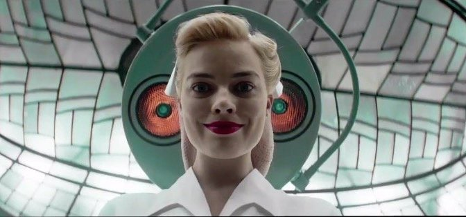 Trailer for TERMINAL feat. Margot Robbie