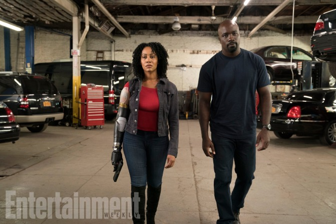 Trailer for Marvel/Netflix's Luke Cage Season 2