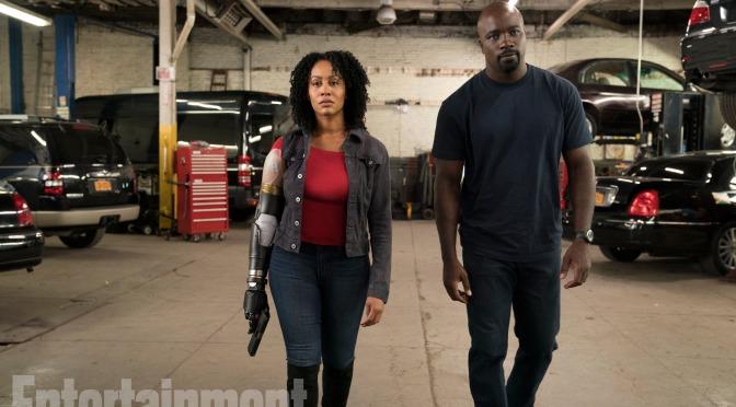Trailer for Marvel/Netflix's Luke Cage Season 2