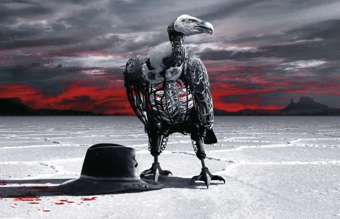 Trailer for HBOs Westworld Season 2