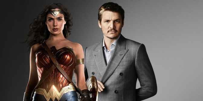 Pedro Pascal Joins Wonder Woman 2