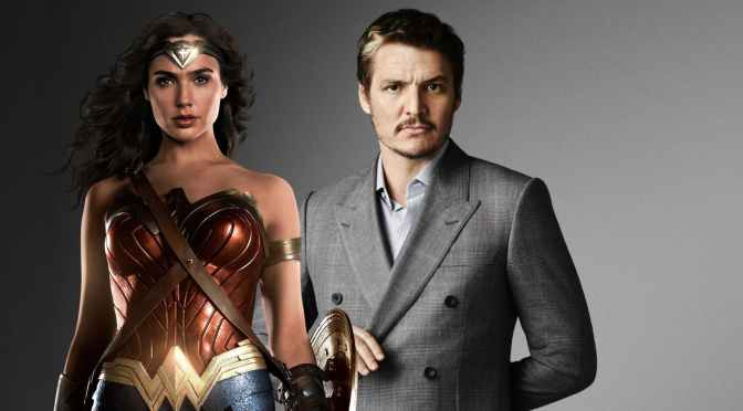 Pedro Pascal Joins Wonder Woman 2